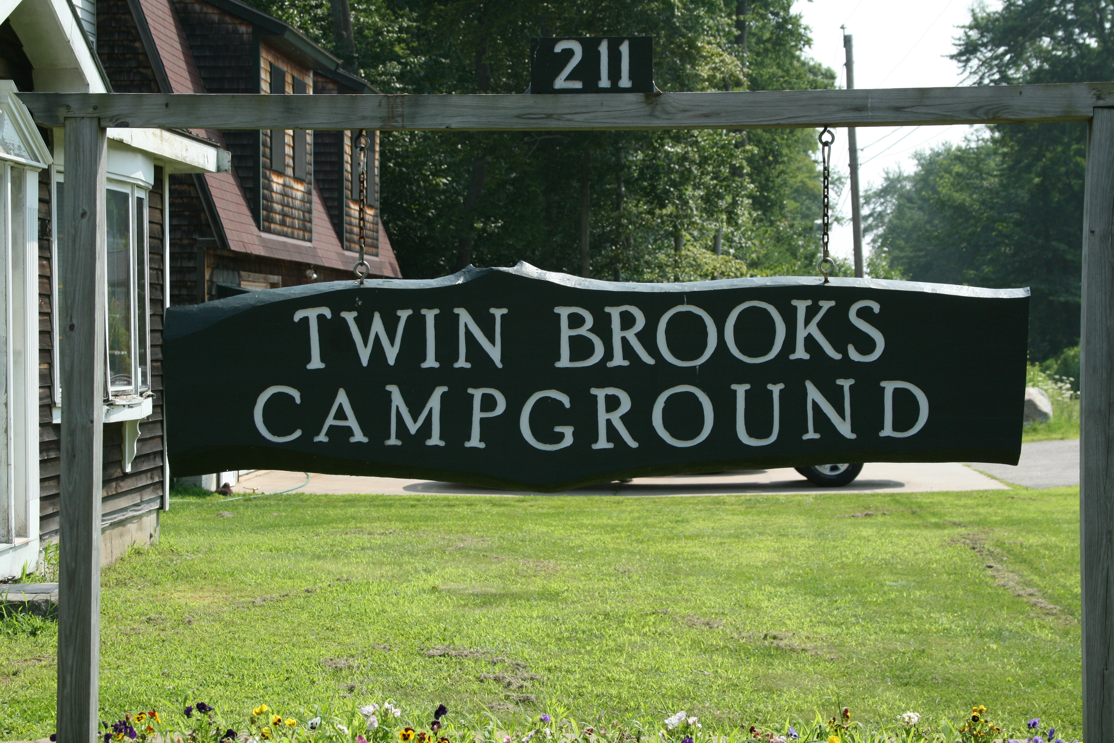 Twin Brooks Campground - WELCOME